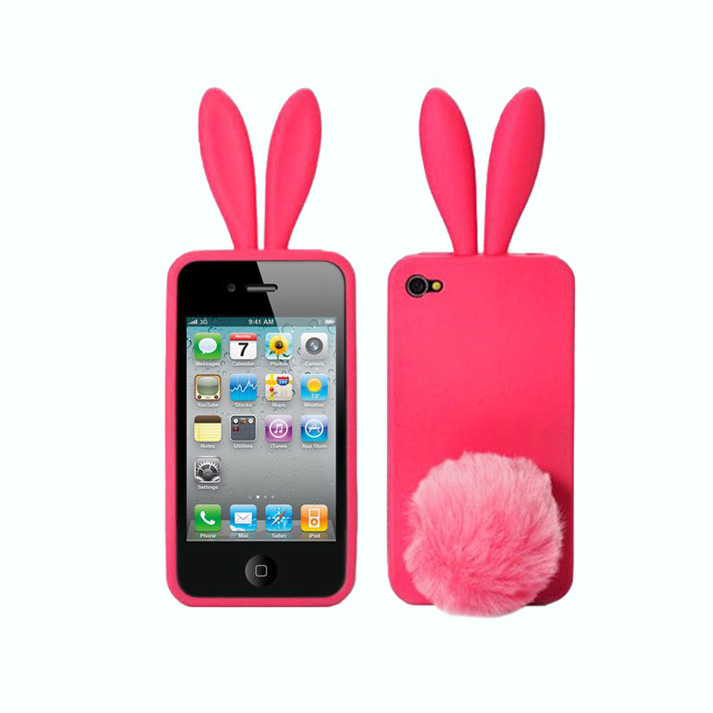 iPhone 5 Rabbit Cover