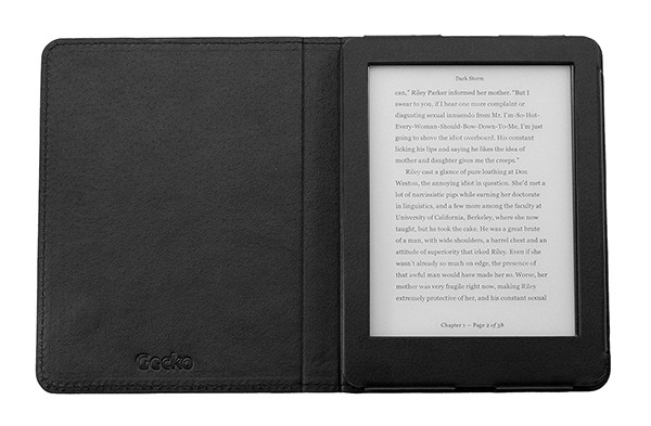 Housse Gecko Luxe Cover pour Kobo Glo HD
