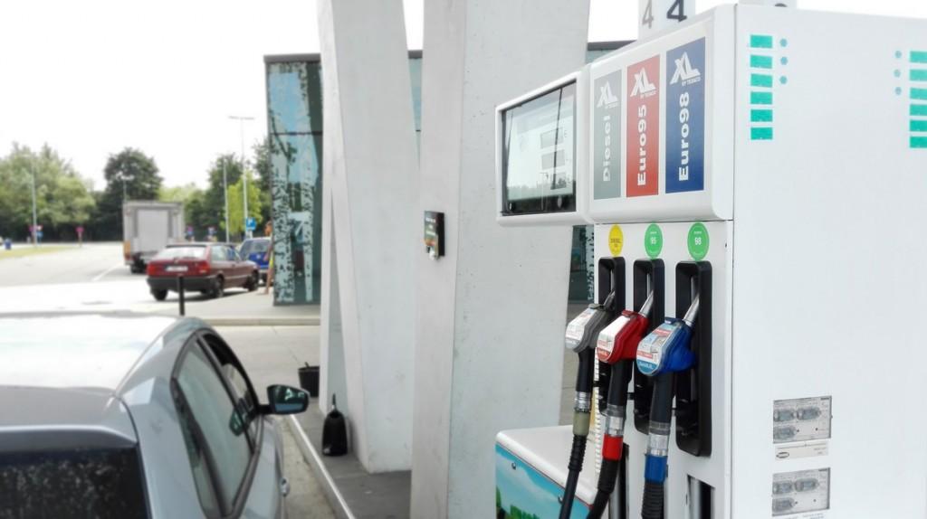 Pompe à essence numéro 4