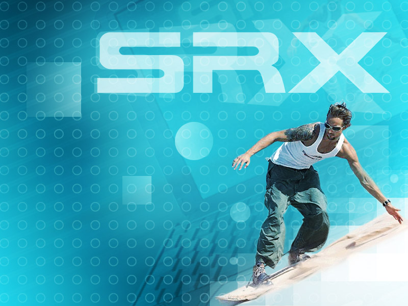 Papier-peint : Sony VAIO SRX surfer