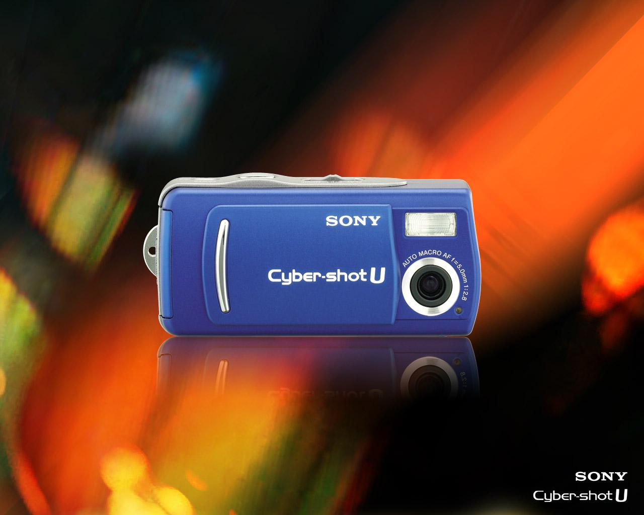 Papier-peint : Sony DSC-U10 sushi